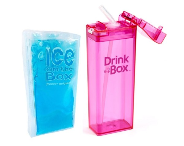 Drink in the Box mit Ice on the Box Sommer-Angebot