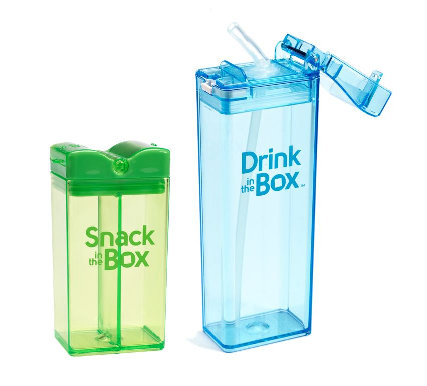 drink snack in the box sale trinkflasche f r. Black Bedroom Furniture Sets. Home Design Ideas